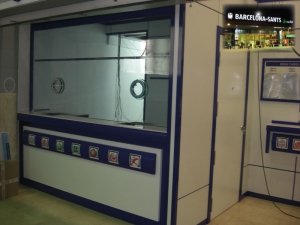GUIDET ADMINISTRACIONES lleva a cabo la reforma de la Administración de la estación de Sants de Barcelona