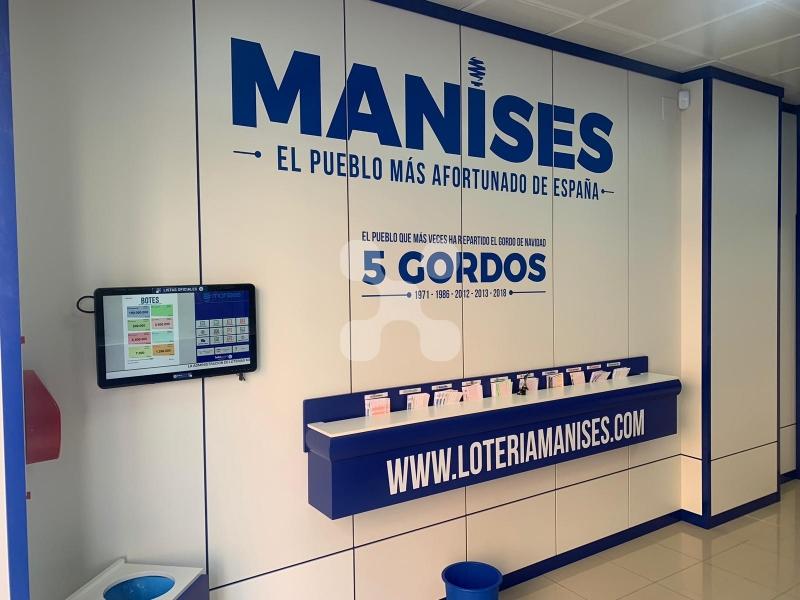 Administraciones de Lotería Locales