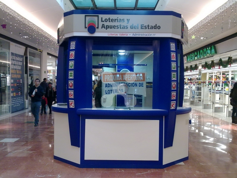 Administraciones de Lotería | Quioscos