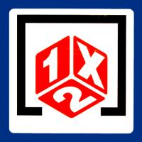 Logotipo alta calidad en resina Lotería Quiniela