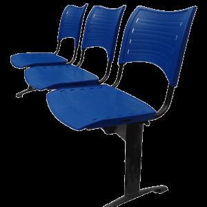 Bancada cinco asientos