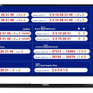 LotoPoint TV 42''